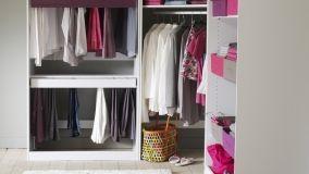 Tutte le soluzioni di armadio ad angolo per la camera da letto