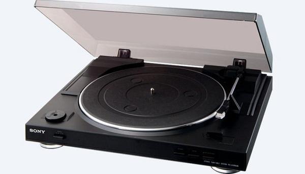 Il giradischi PS-LX300USB di Sony