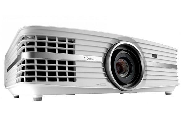 Il videoproiettore Optoma UHD60