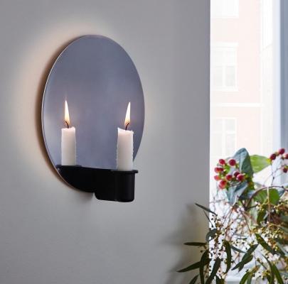 Candeliere da parete VÄRMER - Design e foto by Ikea