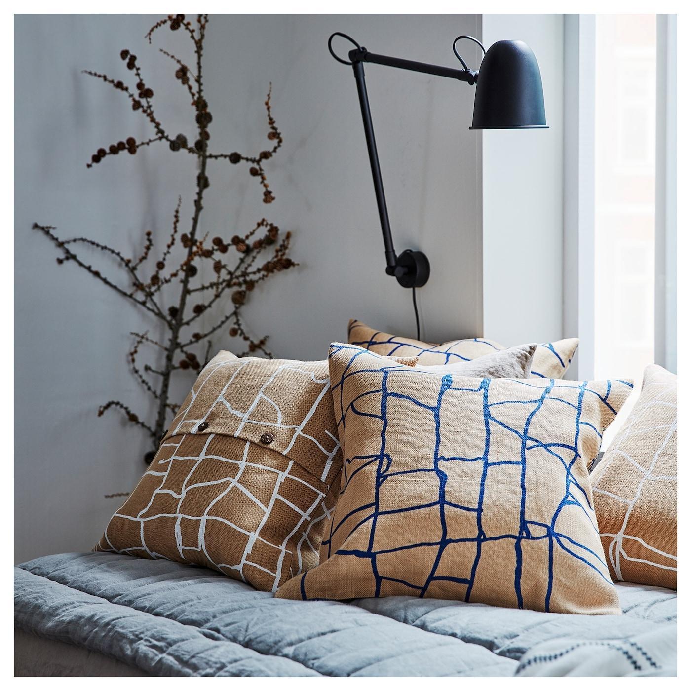 Federe per cuscino VÄRMER - Design e foto by Ikea