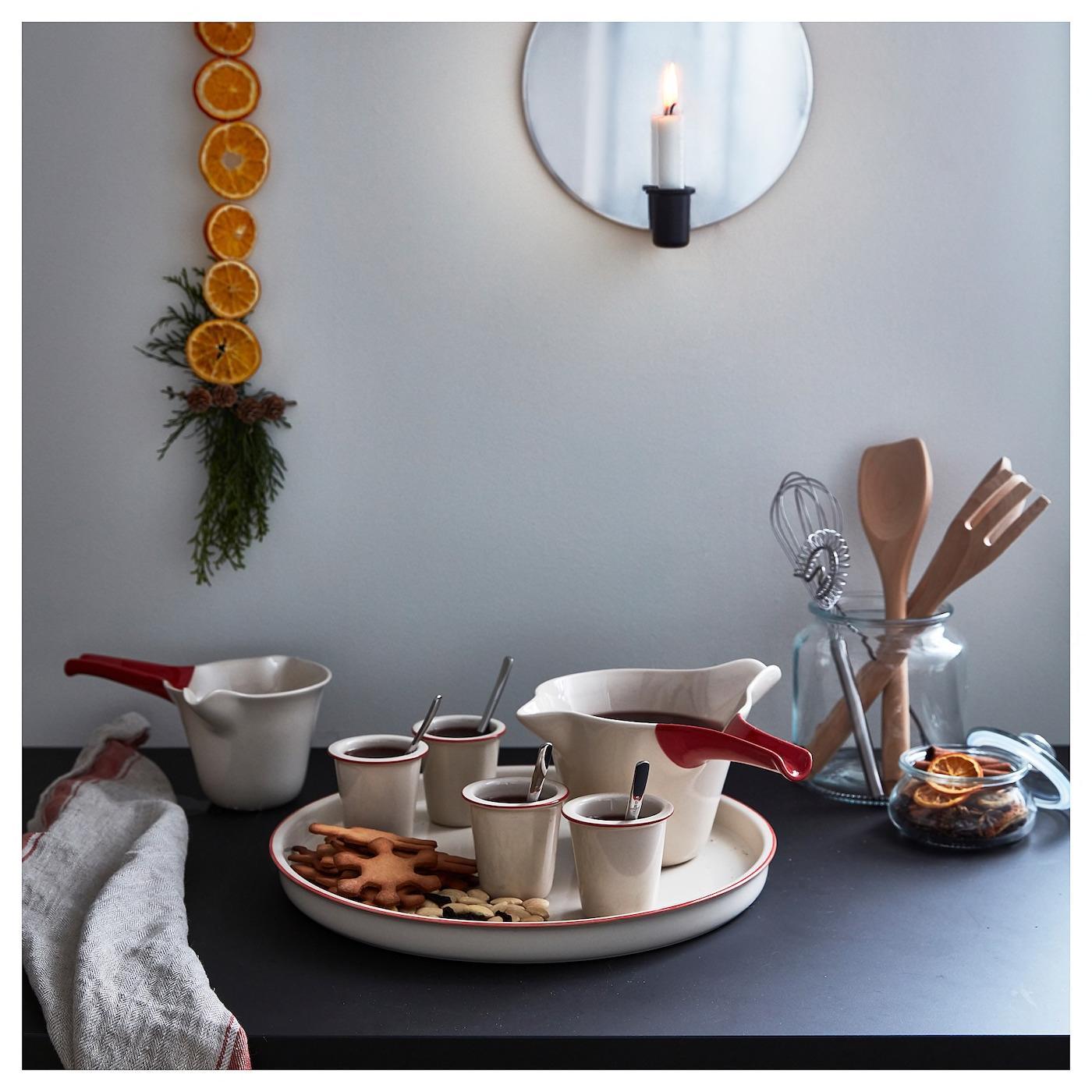 Set bicchieri e brocche VÄRMER - Design e foto by Ikea