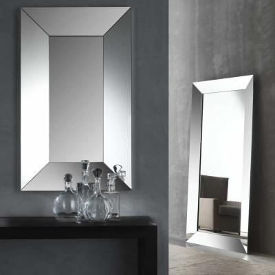 Giocare con la luce: specchio moderno Luxor - Design e foto by Milanomondo