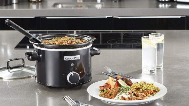 Cucinare bene e consumare meno: le slow cooker