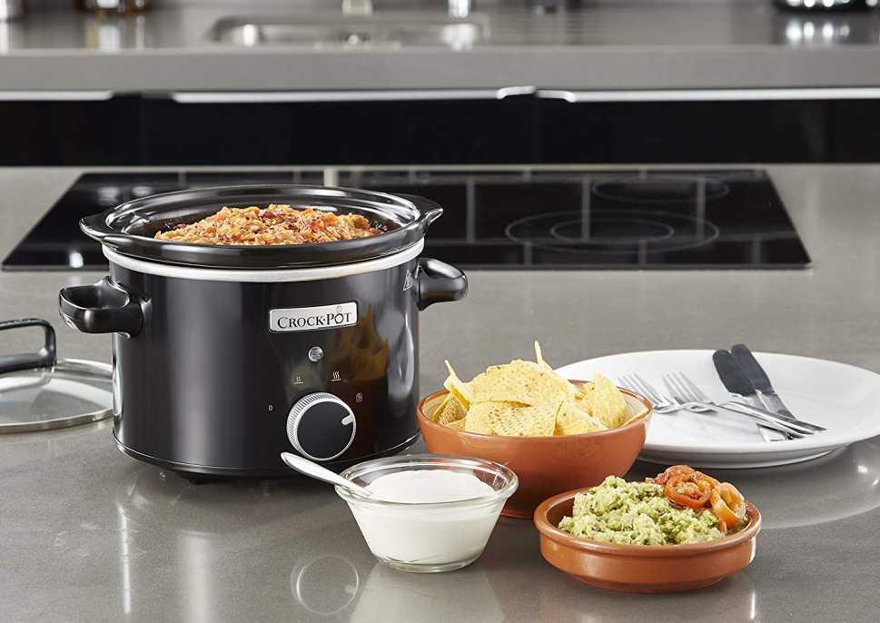 Crock Pot, slow cooker da 2,4 litri