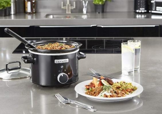 Slow cooker, Crock Pot da 2,4