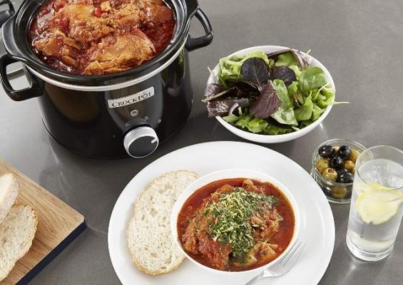 Crock Pot, slow cooker da 2,4