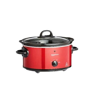 Slow cooker da 3,5 a marchio Amazon
