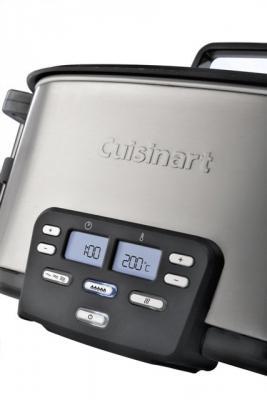 Display del Cooker digitale a firma Cusinart