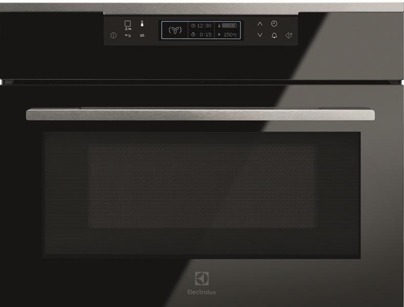 Forno combinato KVLBE00X di Electrolux