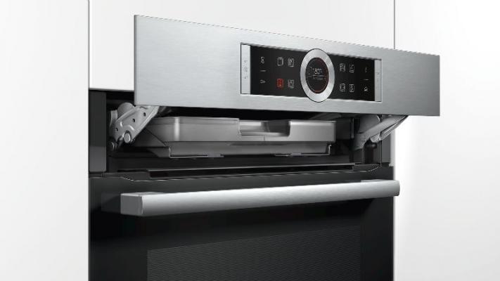 Display forno a vapore Bosch