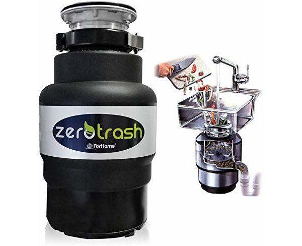 Dissipatore alimentare ZeroTrash 400 ForHome