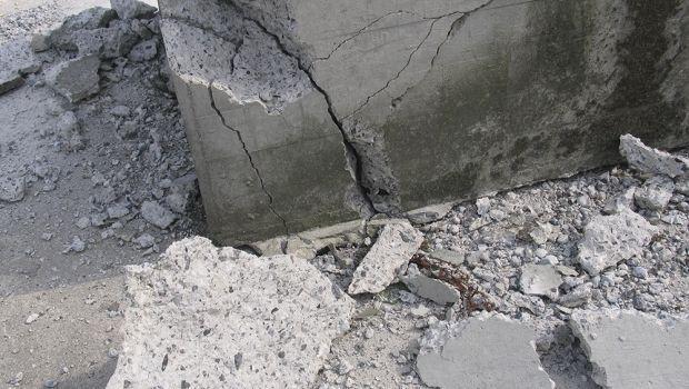 Lesioni e difetti nelle strutture di cemento armato