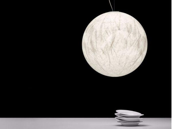 Moon, lampada in carta giapponese