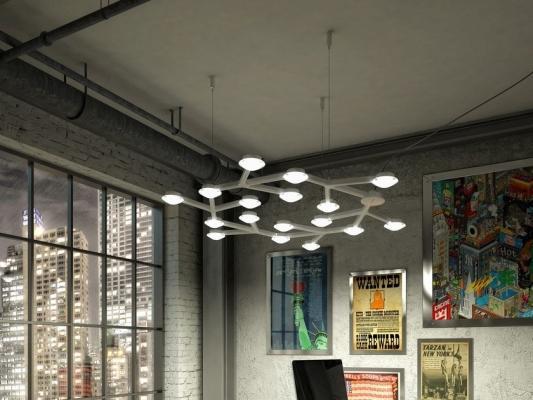 Le lampade LED consentono un grosso risparmio energetico