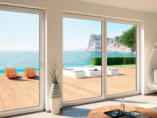 Infissi performanti migliorano l'efficienza energetica dell'edificio