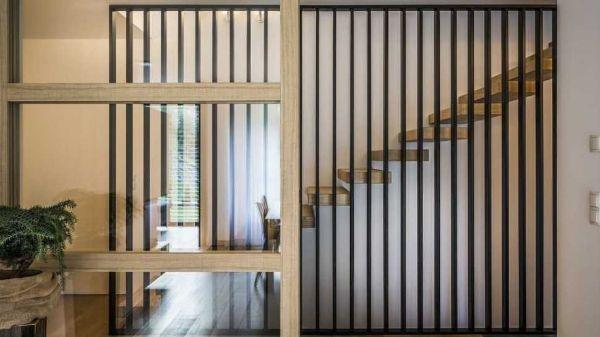 La struttura delle pareti interne Rubner rende più flessibili gli spazi