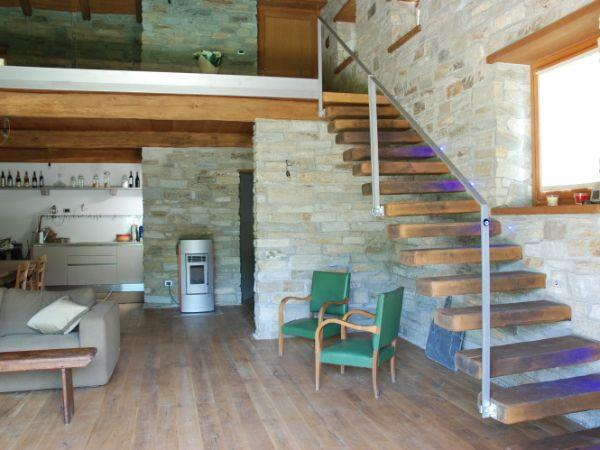 Una casa prefabbricata Sarotto offre ambienti interni più salubri