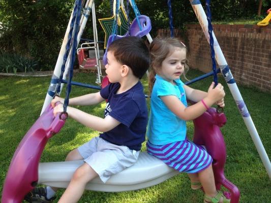 In un cohousing anche crescere dei bambini può essere più semplice