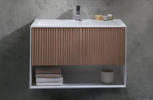 Ecomalta lavabo VEER - Blubleu