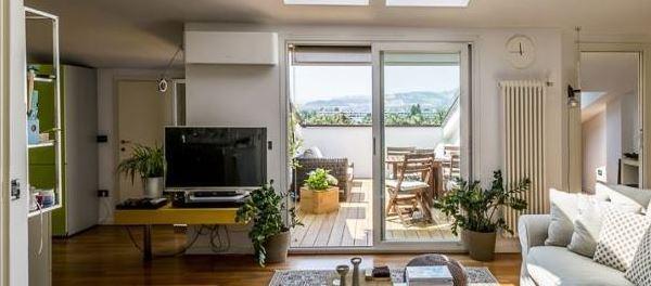 Terrazzo attico - BBP Ingegneria
