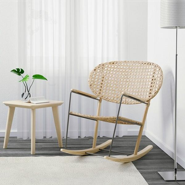 Grönadal, la sedia a dondolo di Ikea