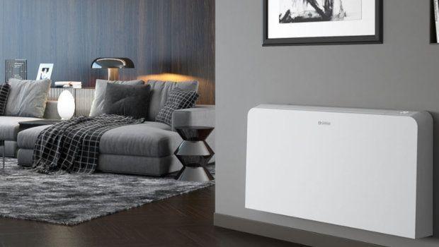 Ventilconvettore e termoconvettore: bassi consumi e minimo impatto estetico