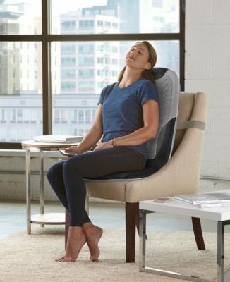 Sedile Massaggiante Cocoon ShiatsuMax 2.5 Homedics