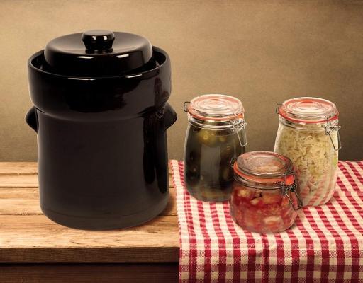 Vaso in ceramica per fermentazione Amazon