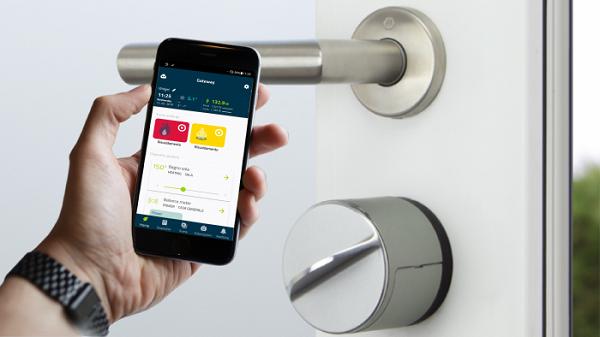 MyVirtuoso Home System, Serratura Smart base
