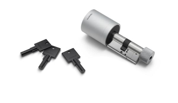 Dotazione base componenti serratura smart Netatmo
