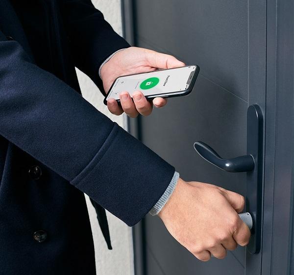 Dimenticare le chiavi non è più un problema con la serratura smart Netatmo