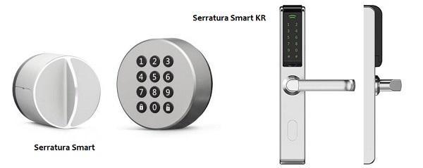 MyVirtuoso Home, Serratura Smart e Serratura Smart KR