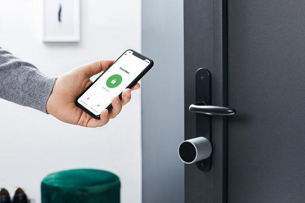 Attivazione facile di nuove chiavi per serratura smart Netatmo