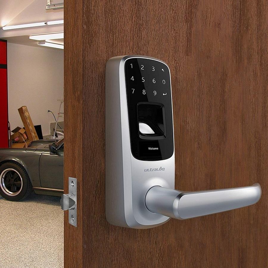 Ultraloq, serratura smart Lever