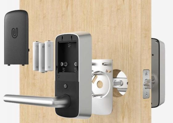 Facile e intuitivo installare la serratura smart Lever di Ultraloq
