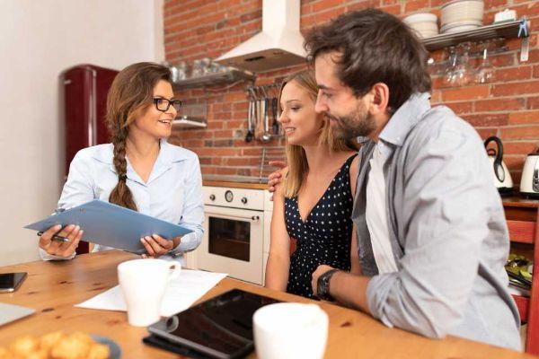 Stipulare un contratto simulato di vendita casa