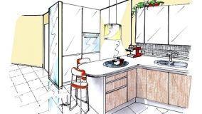 Progettare l'ampliamento cucina: più spazio per ogni funzionalità