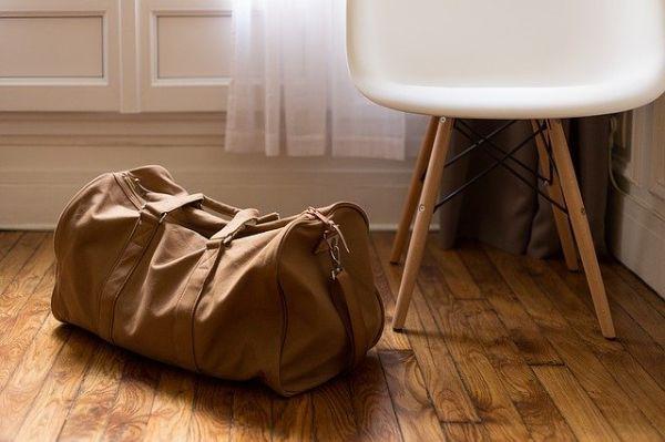 Come pulire le valigie dopo un viaggio