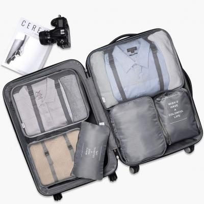 Set organizer per valigia Amazon