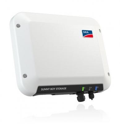 Sistema di accumulo energia Sunny Boy prodotto da SMA Italia