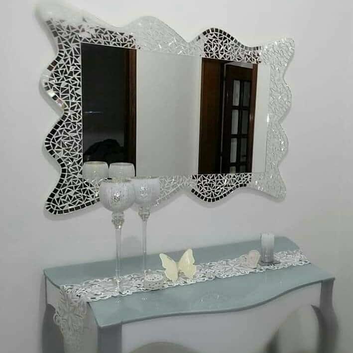 Specchi Di Design Personalizzati Con Mosaico