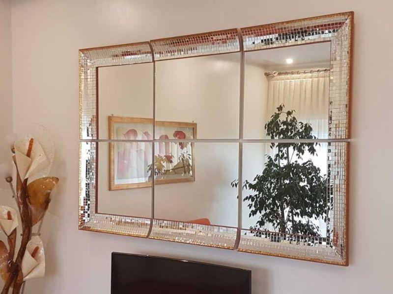 Specchiera corrispondenze Luisa degli specchi