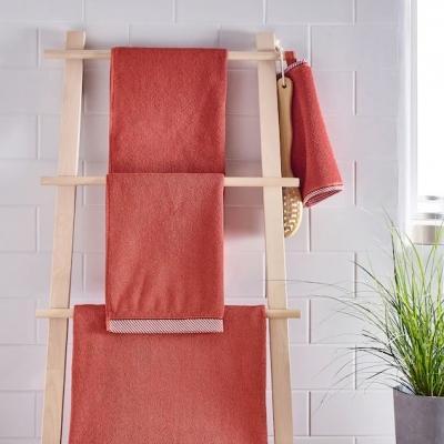 Set asciugamani bagno colorati, da Ikea