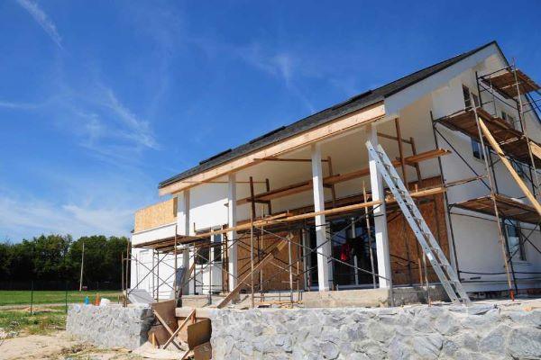 Mutuo per costruzione casa
