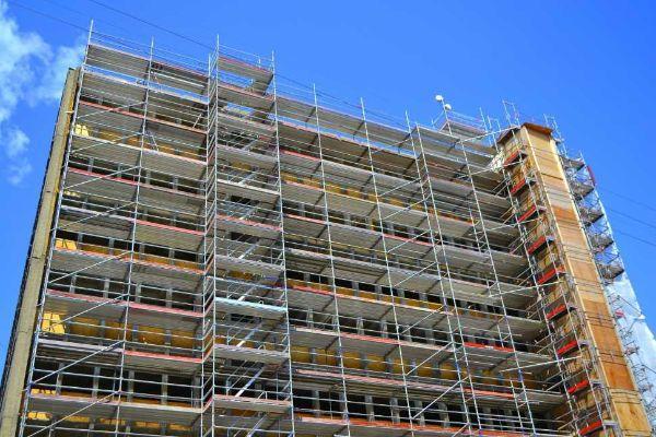 Ristrutturazione condominiale