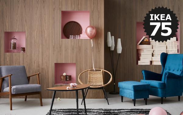 Ikea GRATULERA - Collezione vintage