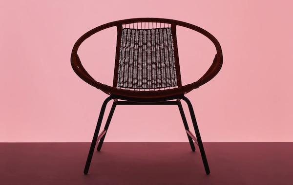 Sedia in rattan GAGNET - Collezione Ikea GRATULERA