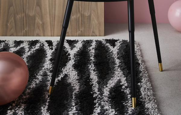 Tappeto SKOVEN, collezione Ikea GRATULERA