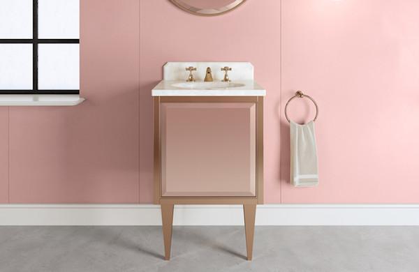 Vanity Her in stile Bauhaus - Design e foto by Devon&Devon